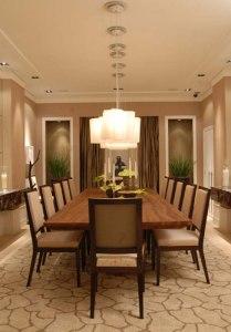 Sala jantar Classica Moderna