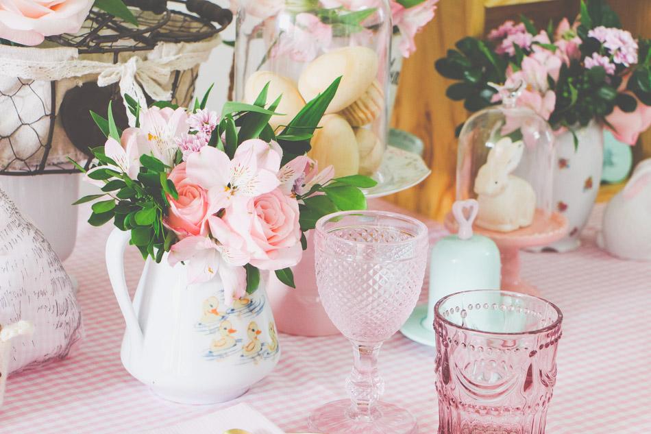 decoracao mesa pascoa tons pastel easter table decor blog do math-3