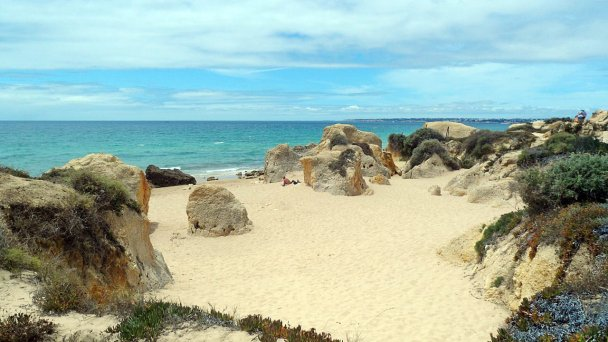 Praia-da-Galé-Albufeira